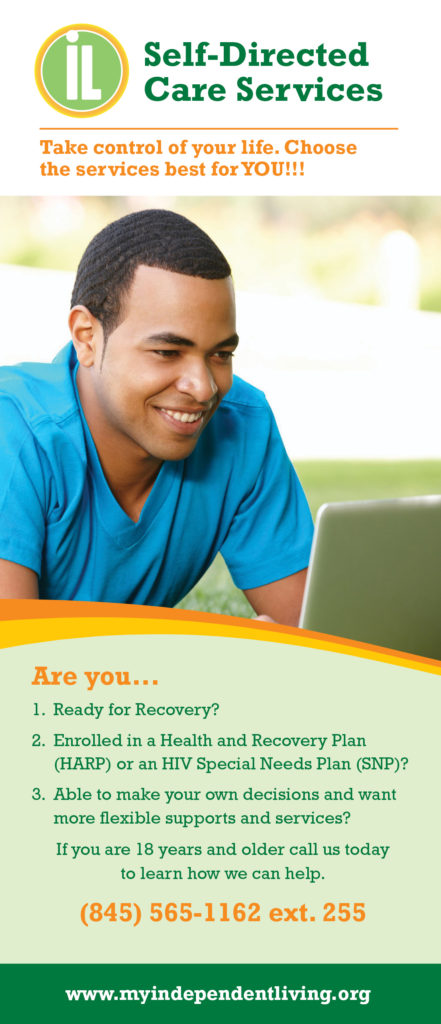 Self-Directed Care Services Brochure